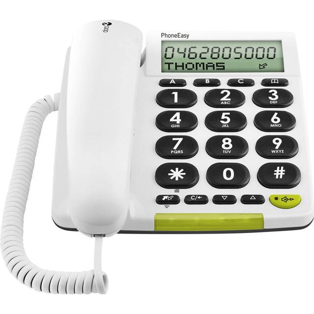 Doro PhoneEasy 312cs White