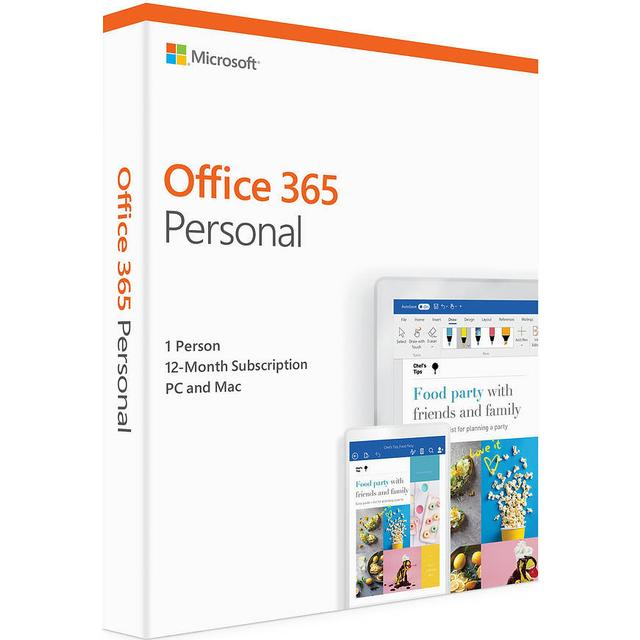 Microsoft Office 365 Personal English