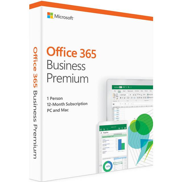 Microsoft Office 365 Business Premium English