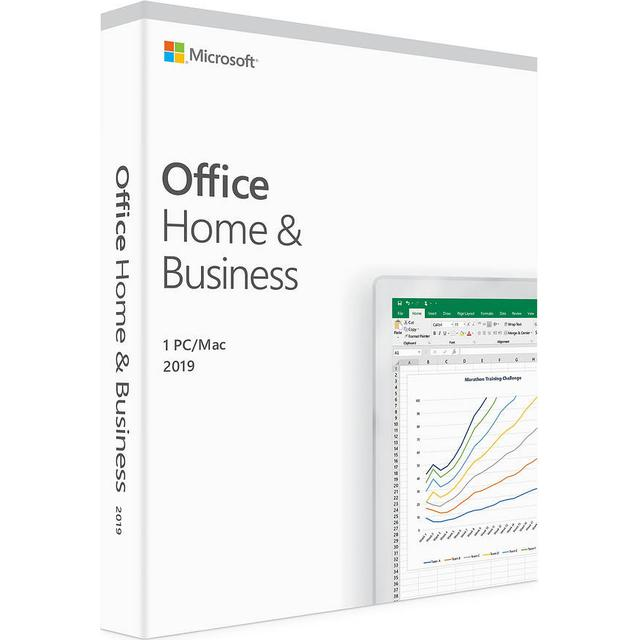 Microsoft Office Home & Business 2019 Norwegian