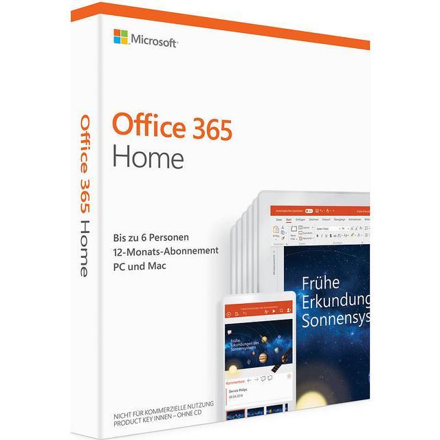 Microsoft Office 365 Home German