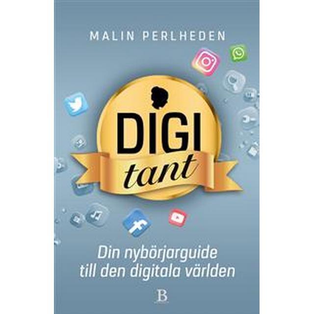 Digitant – din guide till den digitala världen (E-bok, 2019)