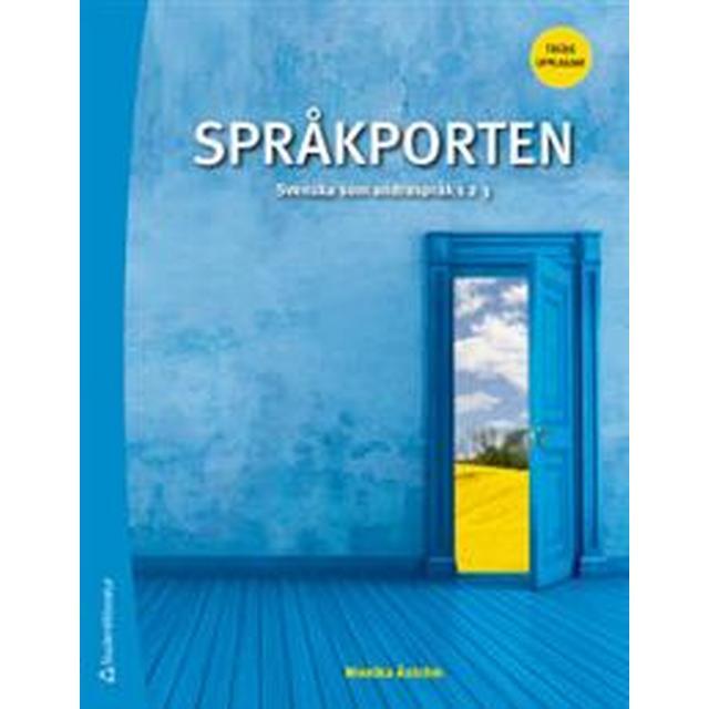 Språkporten 1, 2, 3 - Elevpaket Digitalt + Tryckt - Svenska som andraspråk 1, 2 och 3, tredje upplagan (Häftad)