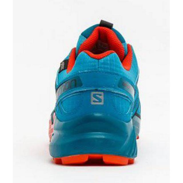Salomon Speedcross 4 GTX BlueRed