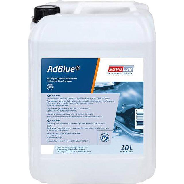 Eurolub AdBlue 10L Dieselavgasvätska