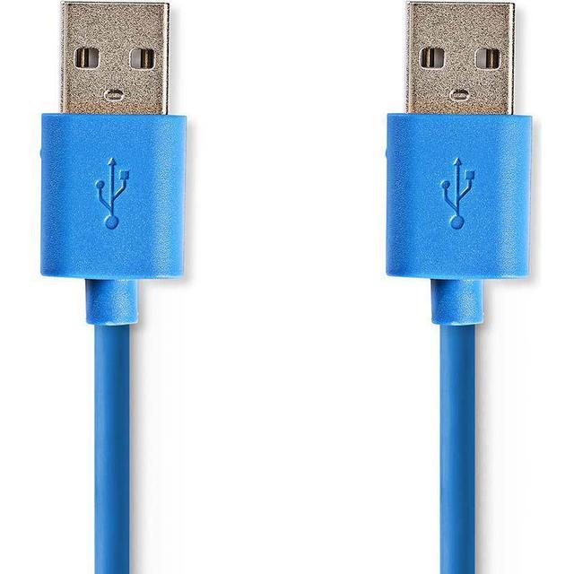 Nedis USB A-USB A 3.0 1m