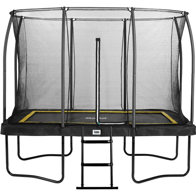 Salta Trampoline Comfort Rectangular 214x305cm + Safety Net