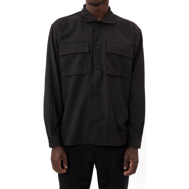 Minimum Ry Long Sleeved Shirt - Black
