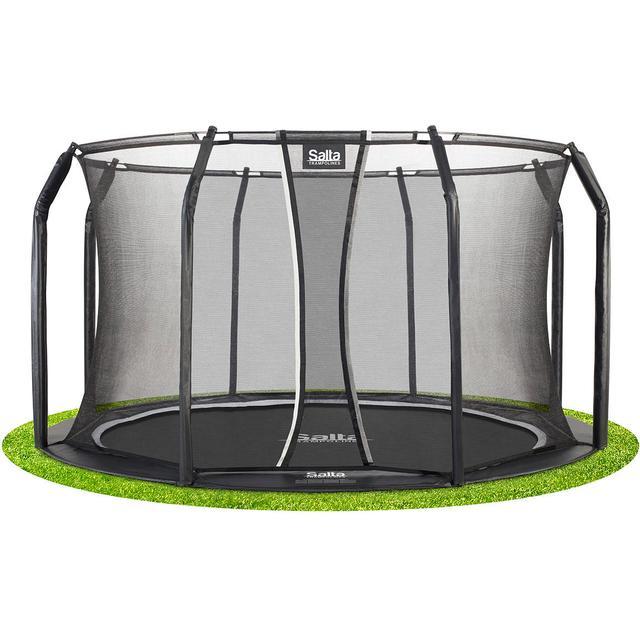 Salta Royal Baseground 427cm + Safety Net
