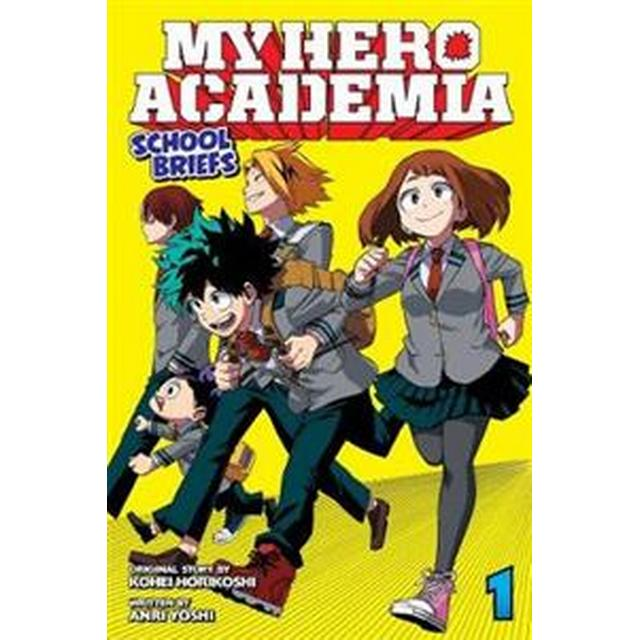 My Hero Academia: School Briefs, Vol. 1 (Häftad, 2019)