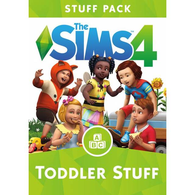 The Sims 4: Toddler Stuff Pack
