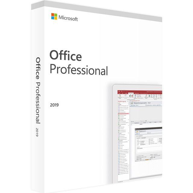 Microsoft Office Professional 2019 MUI