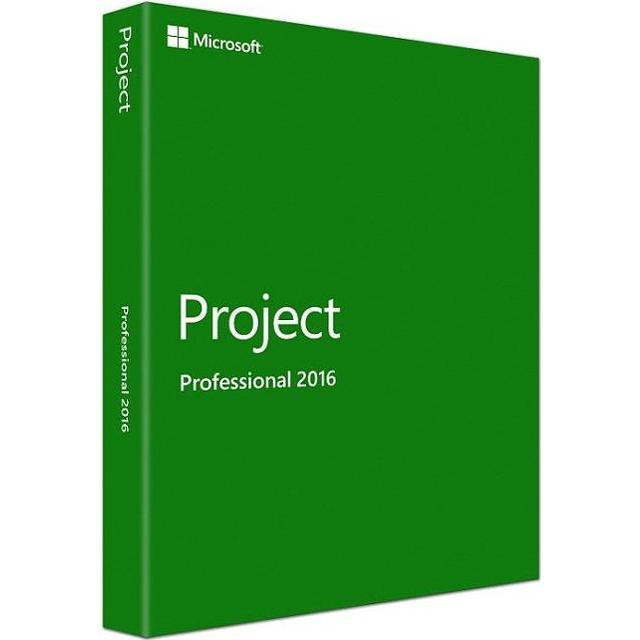 Microsoft Project Professional 2016 Swedish