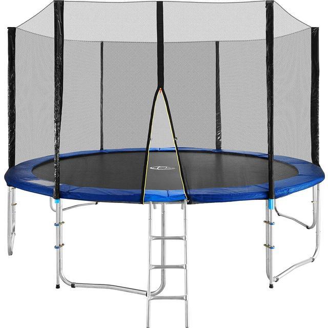 tectake Trampoline 457cm + Safety Net