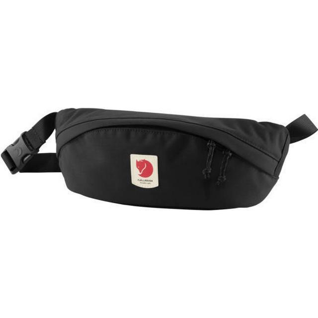 Fjällräven Ulvö Hip Pack Medium - Black
