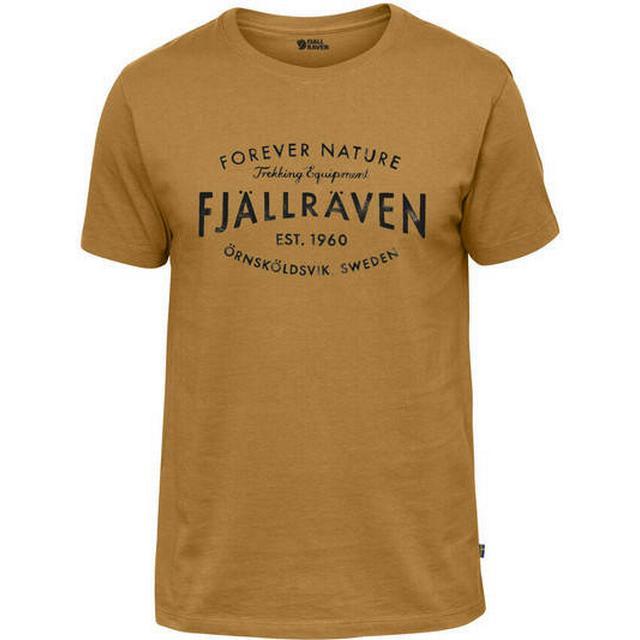 Fjällräven EST. 1960 T-shirt - Acorn