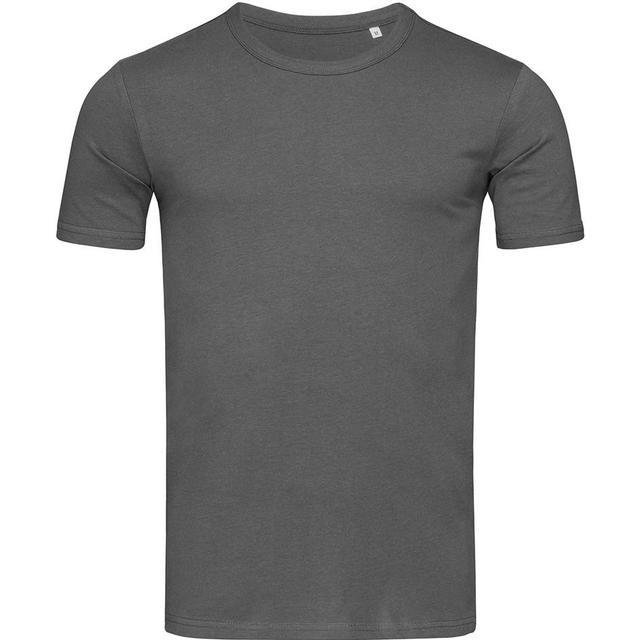 Stedman Morgan Crew Neck T-shirt - Slate Grey