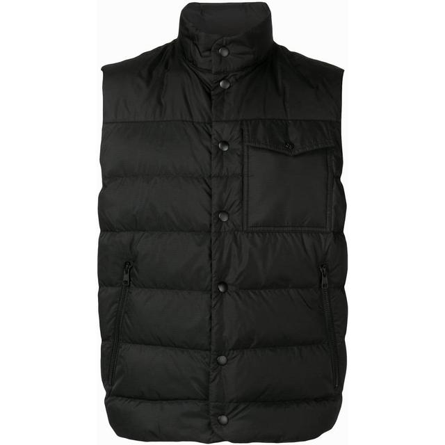 Moncler Geoma Down Vest - Black