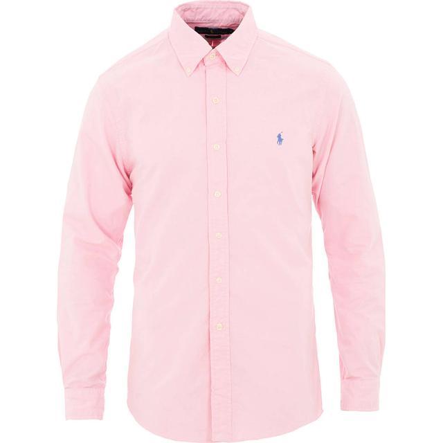 Polo Ralph Lauren Garment-Dyed Oxford Shirt - Taylor Rose