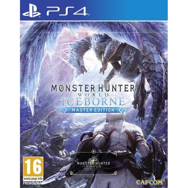 Monster Hunter: World - Iceborne - Master Edition