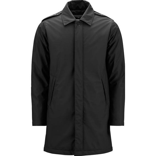 Rains Mac Coat Unisex - Black