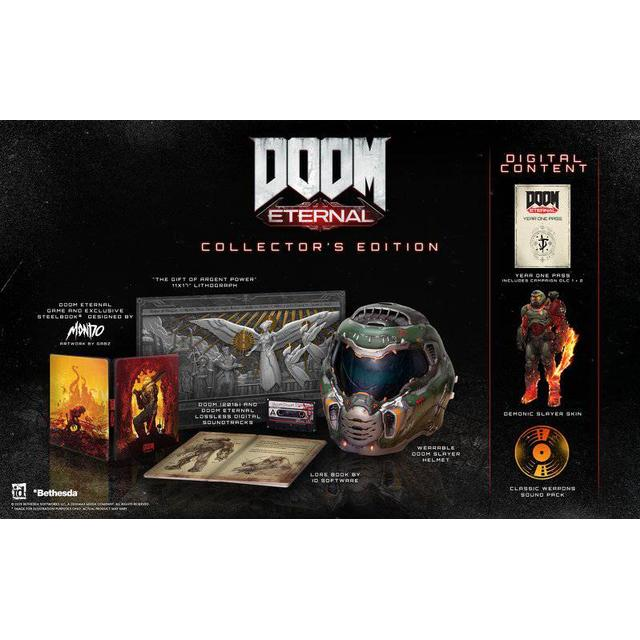 Doom Eternal - Collector's Edition