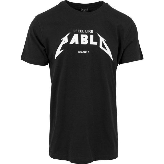 Mister Tee I Feel Like Pablo T-shirt - Black