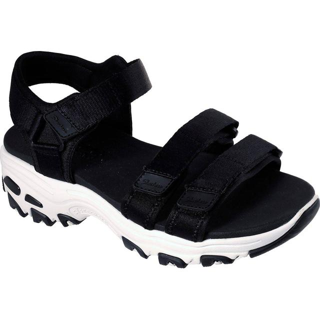 Skechers D'Lites Fresh Catch Black