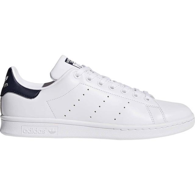 Adidas Stan Smith - Core White/Core White/Dark Blue