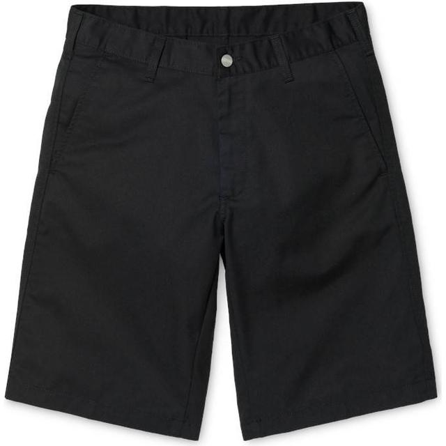 Carhartt Presenter Shorts - Black Rinsed
