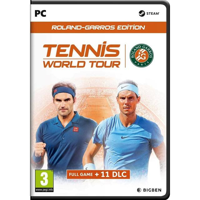 Tennis World Tour: Roland - Garros Edition