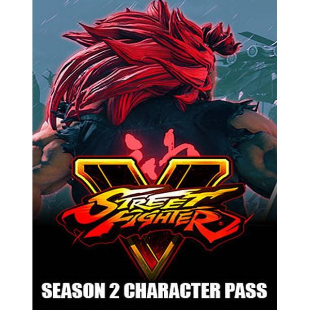 Street Fighter V: Season 2 - Character Pass