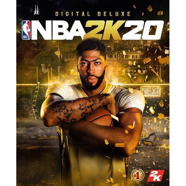 NBA 2K20: Digital Deluxe Edition