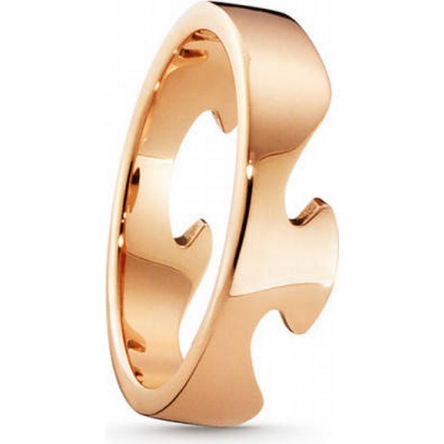 Georg Jensen Fusion Rose Gold Ring (3541700)