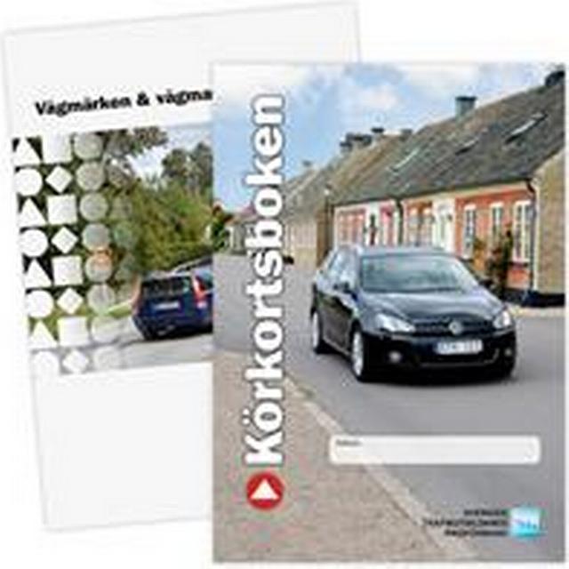 Körkortsboken (Inbunden)