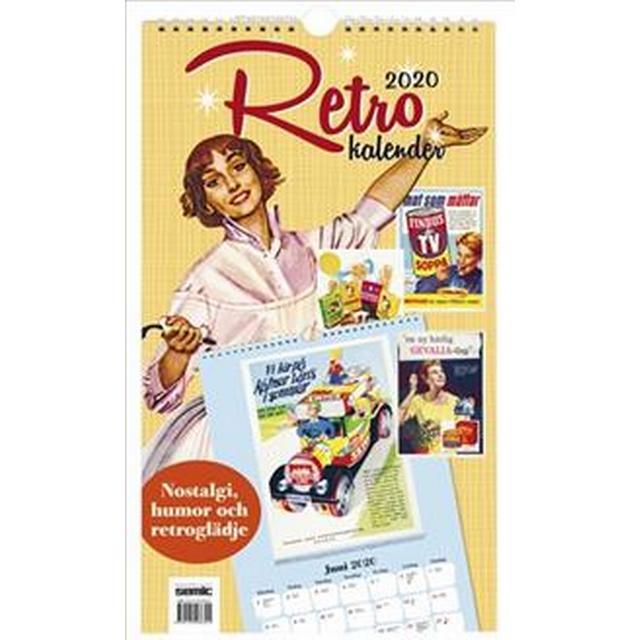 Retrokalender 2020 (Spiral)