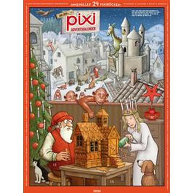 Pixi adventskalender – Jan Lööf (Häftad)