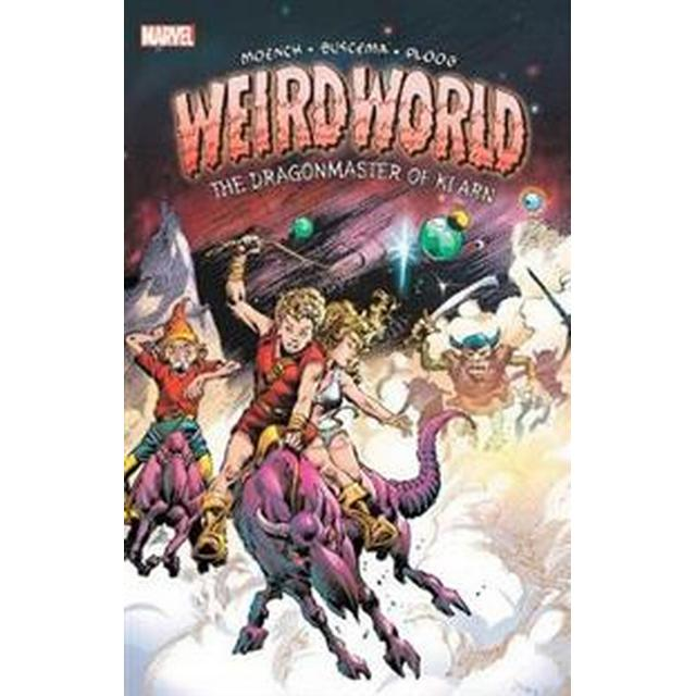 Weirdworld: The Dragonmaster Of Klarn (Häftad, 2019)