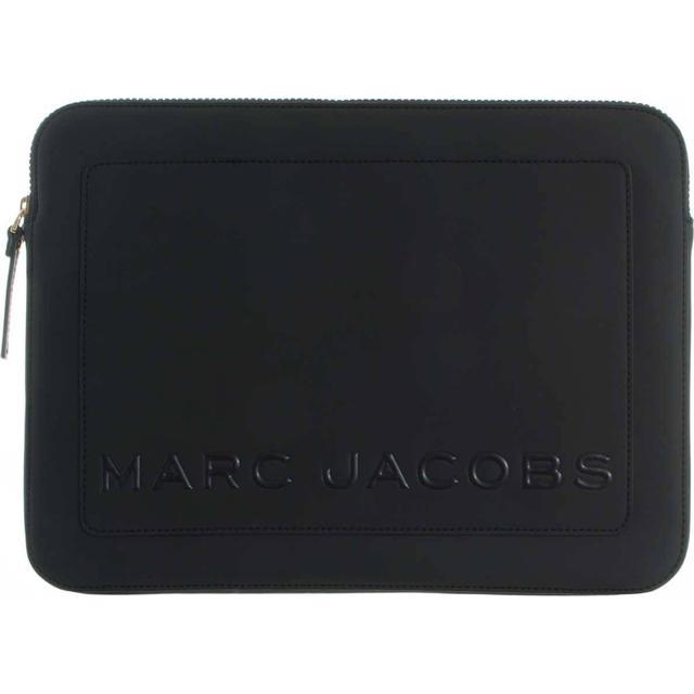 """Marc Jacobs The Box 13"""" Laptop Computer Case - Black"""