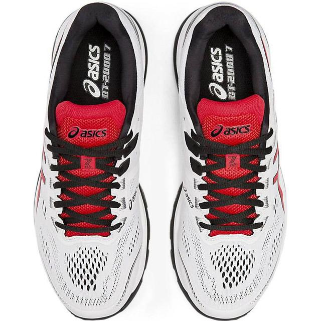 Asics GT 2000 7 M WhiteSpeed Red