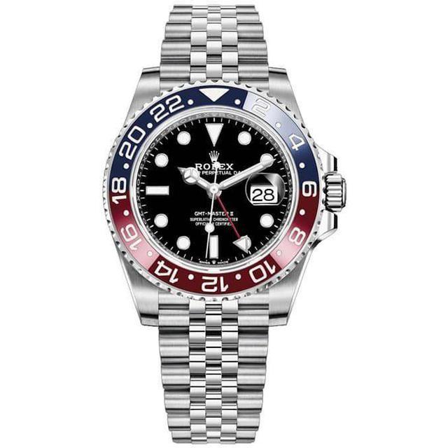 Rolex GMT-Master II (126710BLRO)