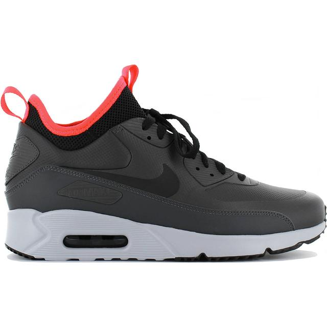 Nike Air Max 90 Ultra Mid Winter M - Anthracite/Solar Red/Black