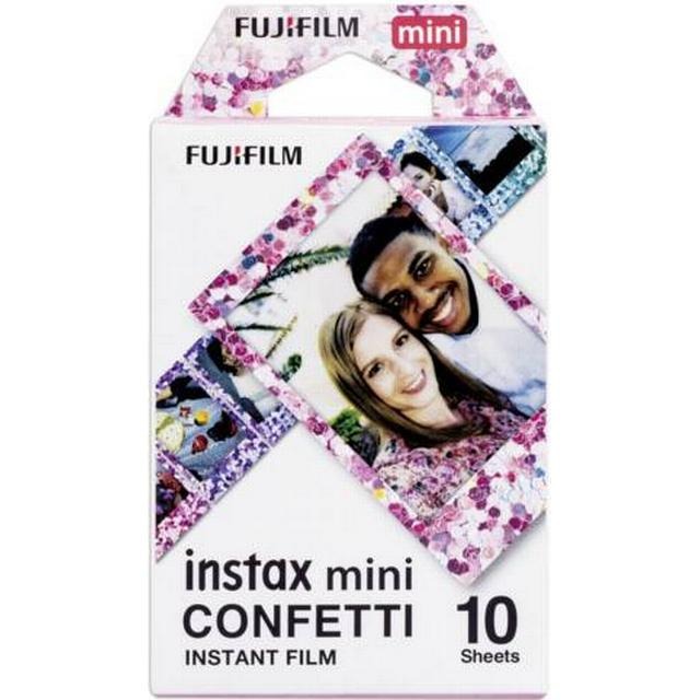 Fujifilm Instax Mini Film Confetti 10 pack