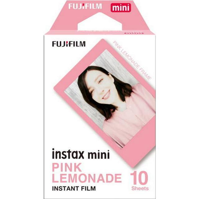 Fujifilm Instax Mini Film Pink Lemonade 10 pack