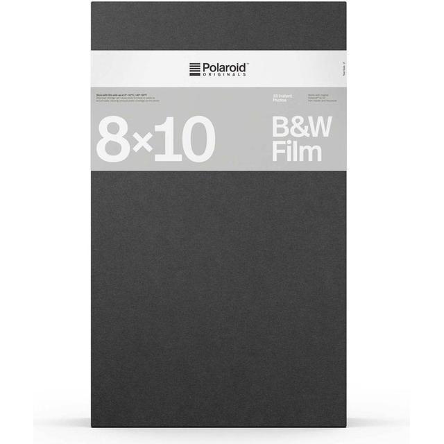 Polaroid B&W Film for 8x10 10 pack