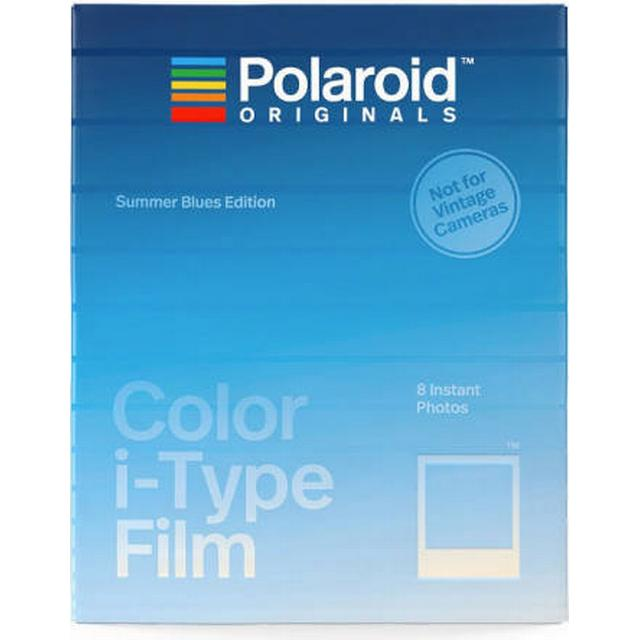 Polaroid Color i-Type Film Summer Blues Edition 8 pack