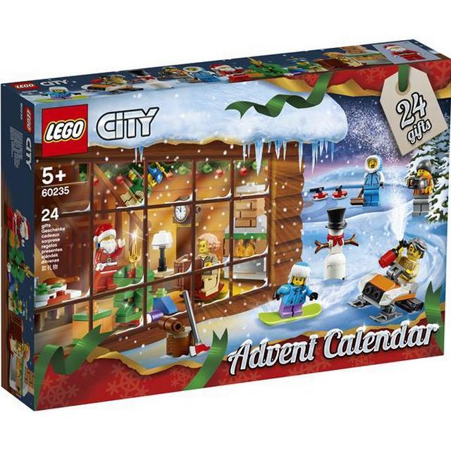 Lego City Adventskalender 2019 60235