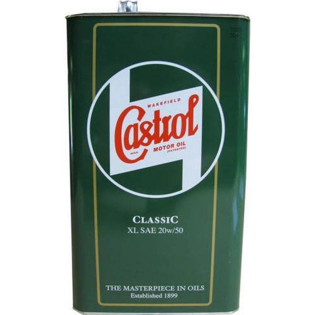 Castrol Classic XL 20W-50 5L Motorolja