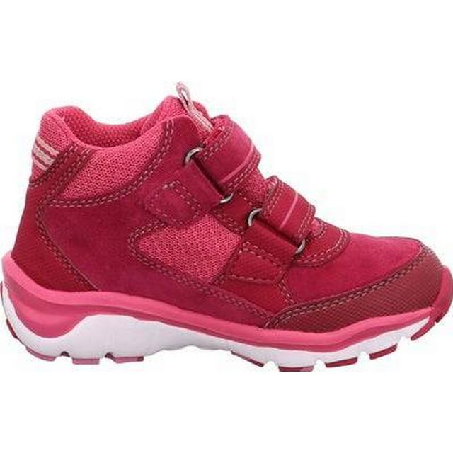 Superfit Sport5 Sneaker - Red/Pink