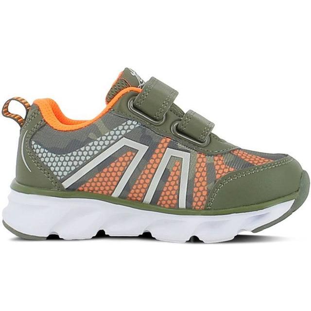 Leaf Skalka Blinkande Sneaker - Khaki
